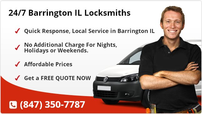24 Hour Locksmith Barrington IL